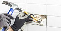 Quick Bathroom Repairs for the DIYer