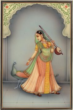 Mughal Paintings, Persian Miniatures, Rajasthani art and other fine Indian paintings for sale at the best value and selection. Pichwai Paintings, Mughal Paintings, Indian Art Paintings, Classic Paintings, Rajasthani Painting, Rajasthani Art, Shiva Art, Krishna Art, Indian Traditional Paintings