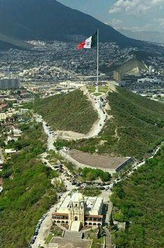 Cerro del Obispado, #Monterrey, N.L., #México Maravillas de México! Tour By Mexico - Google+
