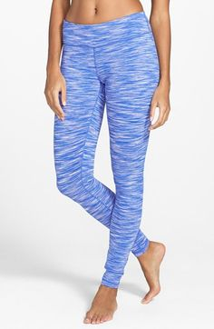 the best leggings: Zella 'live in leggings' (they have black and gray too)