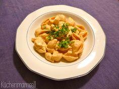 Küchenmamsell: Lieblings Käsesoße und ein Herzblog