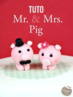 Mr et Mrs Pig