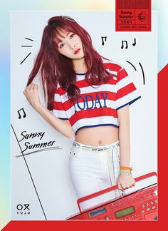 GFRIEND are preparing for a summer comeback on July and today they released a bunch of teaser photos. Although the teaser images' resolution isn't big, the quality is as always the best available: Gfriend Album, Gfriend Yuju, Gfriend Sowon, Kpop Girl Groups, Korean Girl Groups, Kpop Girls, Extended Play, Seulgi, Mini Albums