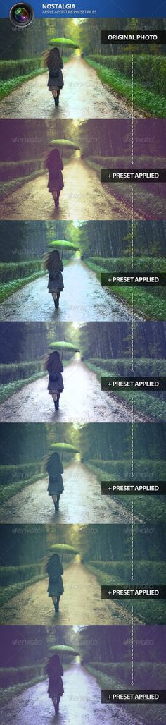Nostalgia Aperture Photo Presets  #GraphicRiver         A collection of six professional Aperture Presets that will give your photos a retro, nostalgic color and style.  View More Aperture Presets Here     Created: 18May13 Add-onFilesIncluded: AdjustmentPresets SoftwareVersion: Aperture3.3 WorksWith: JPG #PNG #RAW Tags: 70s #abstract #aperture #apertureplugin #aperturepreset #apple #beauty #color #design #effect #green #image #instagram #muted #nostalgia #old #oldtime #photo #photograph…