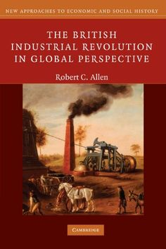 The British Industrial Revolution in Global Perspective (New Approaches to Economic and Social History) by Robert C. Allen http://www.amazon.com/dp/0521687853/ref=cm_sw_r_pi_dp_n9Wxwb0SKGS2R