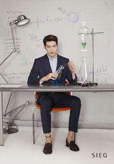 Tirium, the first medium style tistory theme designed by Vanns Kang Korean Celebrities, Korean Actors, Sung Joon, Bok Joo, Gong Yoo, Korean Model, Actor Model, Modern Man, Good Looking Men