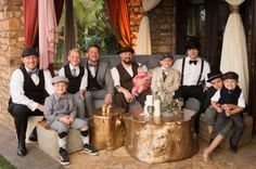 1920's Speakeasy Birthday Celebration {Guest Feature} - Celebrations at Home