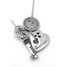 Believe And Trust Story Necklace - Charity Gift Box™