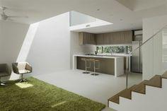 Por qué no poner césped artificial dentro de casa ;) #www.stepongreen.com #césped-artificial