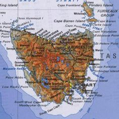 Visit my Tasmanian Pen-Pal that I have writing to since Living In Adelaide, Future Islands, Gold Coast Australia, Kings Island, Map Globe, Cool Countries, Cool Places To Visit, East Coast, New Zealand