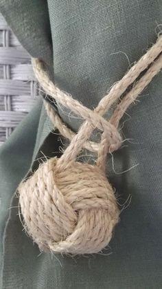 #Nautical #tie back