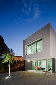 Casas con formas de cubo... espectaculares