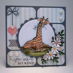card by Tracy MacDonald