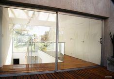 Gallery of House MP / Estudio GMARQ - 1 Commercial Architecture, Modern Architecture, Ground Floor Plan, Patio, Divider, Villa, Floor Plans, House, Windows