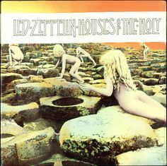 led zepplin... houses of the holy
