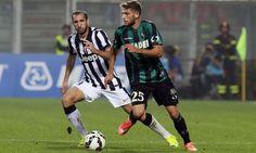 Calcio: Serie A; Sassuolo-Juventus
