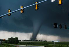 Oklahomans are always out taking pictures of tornadoes ^^^^^^^^^^^^ One day, I will get a pic just like that one!