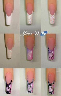 #valentine #vday #nailart #nails - pinned by http://www.naildesignshop.nl