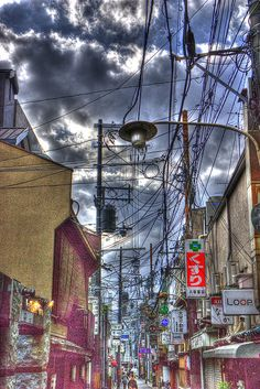 kyoto by twicepix, via Flickr