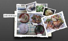 For Dinner on 10 Mar 2012