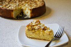 Carried Away: Gluten Free Almond Lemon Ricotta Cake