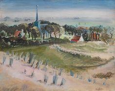 Gerard Hordijk Duinlandschap te Groet |