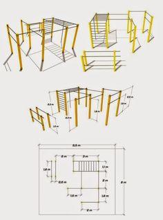 Street Workout Park Dimensions Skica2.jpg Gym Ideas Pinterest - 758x1024 - jpeg