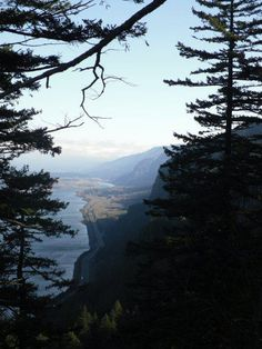 Columbia River Gorge, Oregon <3