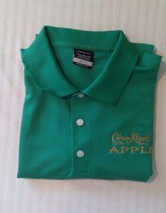 Nike Golf XL Green Graphic Men's Polo Short Sleeve Shirt #NikeGolf #ShirtsTops