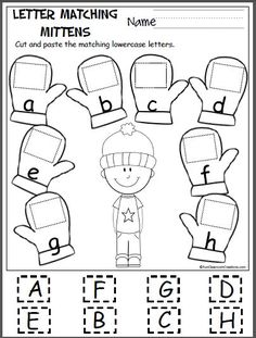 Multiplication Worksheets 6th Grade Word Free Mitten Match Uppercase Lowercase Letters Worksheet Match The  Worksheets On Prime Numbers Pdf with Gr 4 Math Worksheets Mitten Matching Letters Ah Analyzing Functions Worksheet