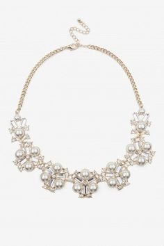 Pearl Society Necklace