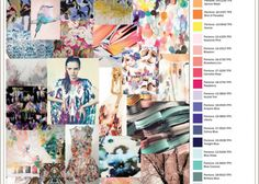 S/S 2015 expressionism print trend - Write on Trend