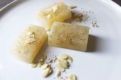 Almond Oat and Vanilla Soap 2 Sugar Scrub Diy, Sugar Scrubs, Oatmeal Soap, Win Prizes, Bath Salts, Soap Making, Almond, Vanilla, Projects