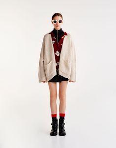Kastenförmige Jacke mit Taschen Jetzt bestellen unter: https://mode.ladendirekt.de/damen/bekleidung/jacken/sonstige-jacken/?uid=e27d79b0-481f-500e-81c5-de24cc9c3073&utm_source=pinterest&utm_medium=pin&utm_campaign=boards #jacke #damen #sonstigejacken #bekleidung #jacken
