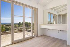 Bathroom with view onto the sea   Mallorca   Spain