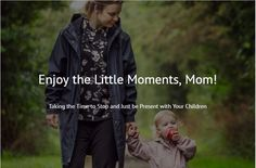 (Taking the Time to Stop and Just be Present with Your Children) We get so caught up in the day-to-day routine. Getting stuck in our monotonous, everyday lives can cause us to push what is important to the wayside. Click to read an inspirational devotion about making time to enjoy the important moments with your children.