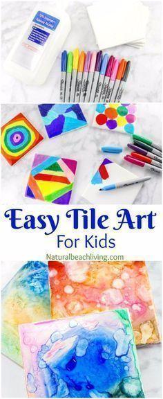 DIY Ideas for Kids T