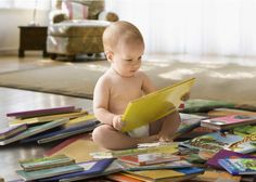 With shelves and shelves of options, these tips will help keep you from bringing your baby home a dud of a book.