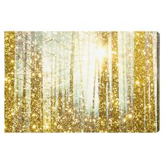 Magical Forest Canvas Print, Oliver Gal - Deck the Walls on Joss & Main