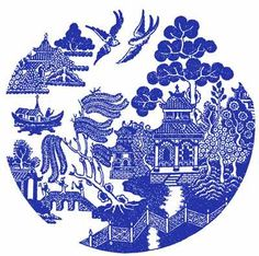 Willow Pattern 3