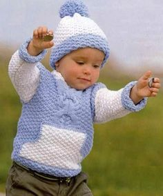 This Pin Was Discovered By Min – Artofit - Diy Crafts - maallure Baby Knitting Patterns, Crochet Patterns, Diy Crafts Knitting, Ravelry Crochet, Textiles, Green Cardigan, Baby Boy Outfits, Kids And Parenting, Baby Dress