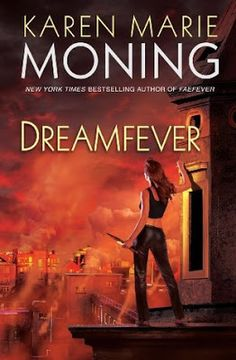 If you want more Jericho Barrons, Karen Marie Moning's fourth Fever novel, Dreamfever does not disappoint! | Fantasy | Paranormal Romance | Jericho Barrons | Mackayla Lane