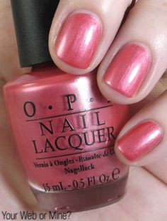 OPI -Your web or mine?