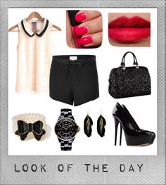 """Look Of The Day #09"" by jyoti-shridhar on Polyvore"
