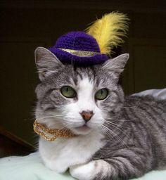 gorros a crochet para gatos - Buscar con Google