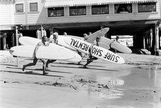California Cool: 1960's O'Neill Surf Shop in Santa Cruz
