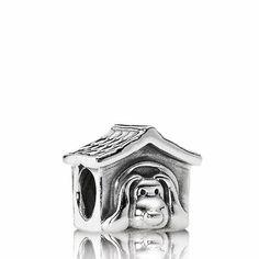 Pandora Doghouse Charm $50