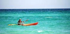 Kayaking in Destin