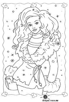barbie ausmalbilder -50   Ausmalbilder Barbie   Pinterest   Barbie