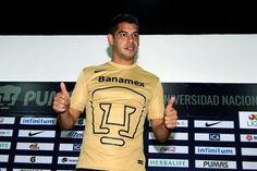 Gerardo Alcoba #3 (Defensa) Clausura 2015